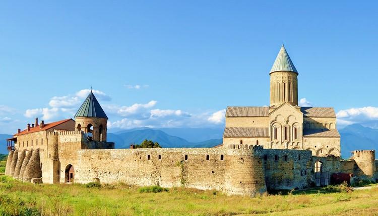 Cáucaso - Arménia e Geórgia