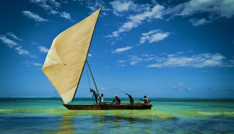 Zanzibar (Emirates, Lufthansa e Qatar)