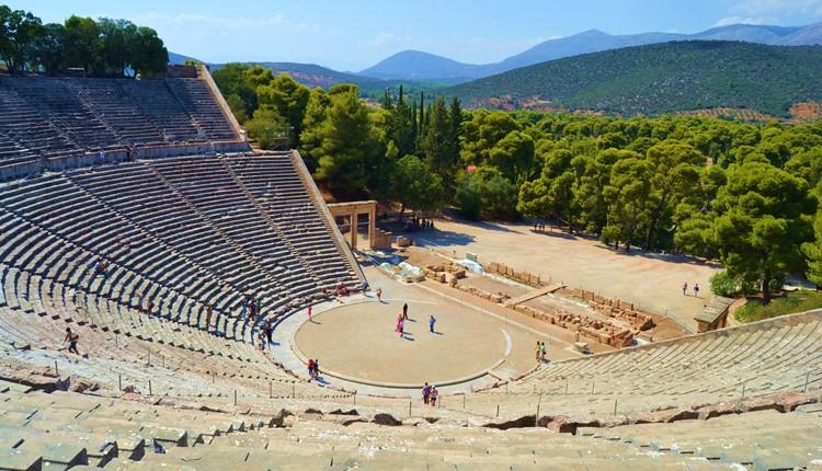 Zeus - Circuito Clássico e Cruzeiro de 4 nts no Mar Egeu