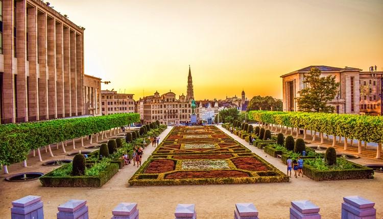 Amesterdão-Bruxelas