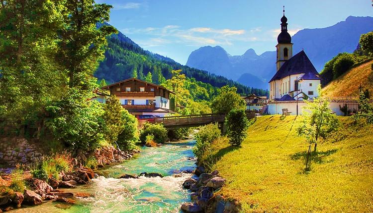 Baviera e Áustria