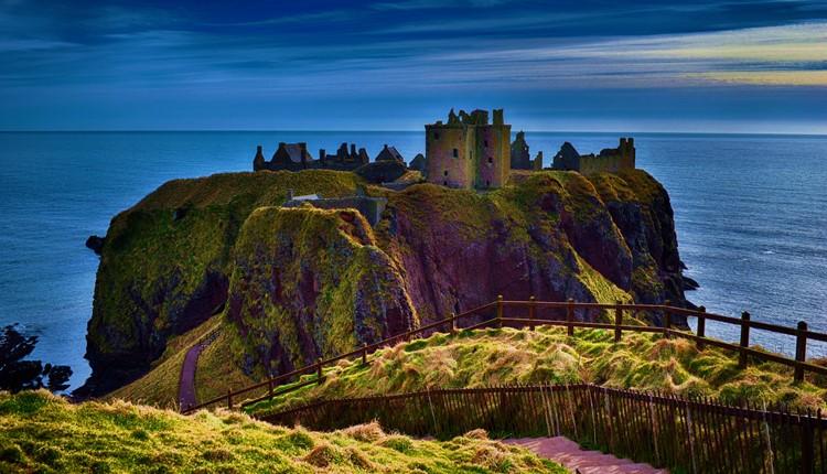 A Escócia dos Filmes
