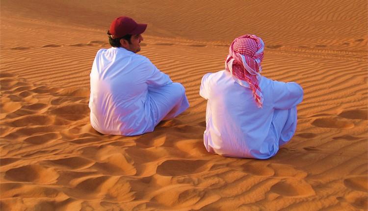 Dubai - Cidade e Deserto
