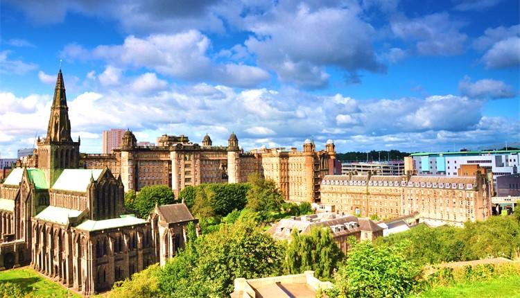 Glasgow-Edimburgo-Londres