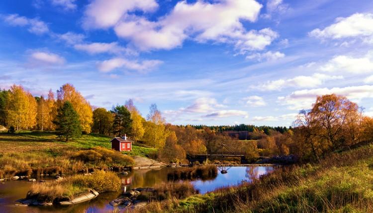 Helsínquia e Região dos Lagos Finlandeses