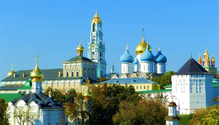 Rússia - O Anel Dourado (Inverno)