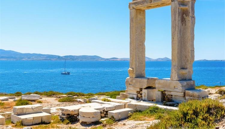 Elixir Cruises Ilhas Cíclades