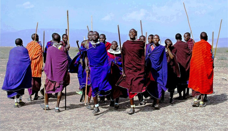 Safari Maasai com Seicheles (Qatar Airways)