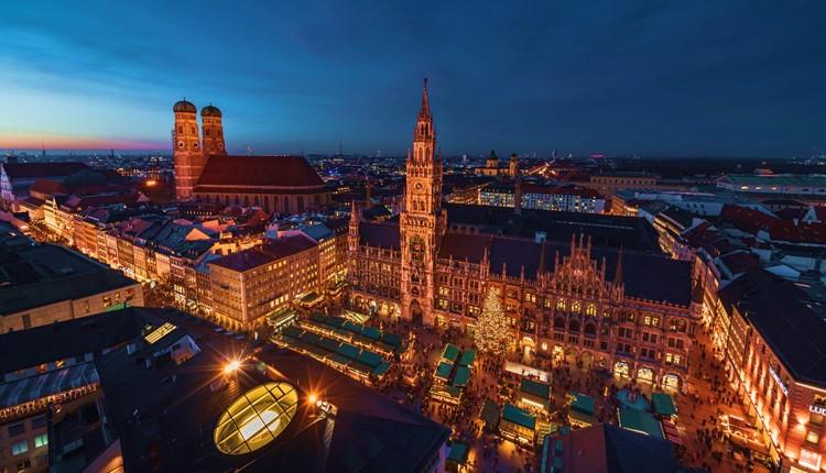 Mercados de Natal - Munique