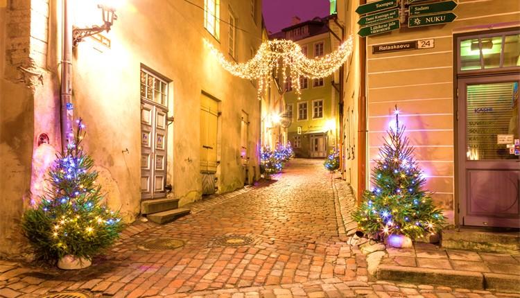Fim de Ano em Tallinn