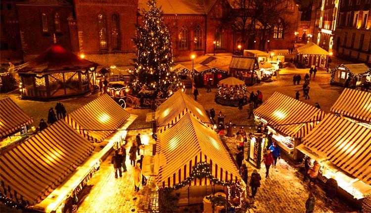 Mercados de Natal - Riga