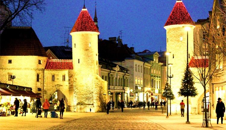 Mercados de Natal - Tallinn