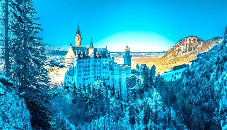 Alemanha Romântica 8 Dias (Inverno)