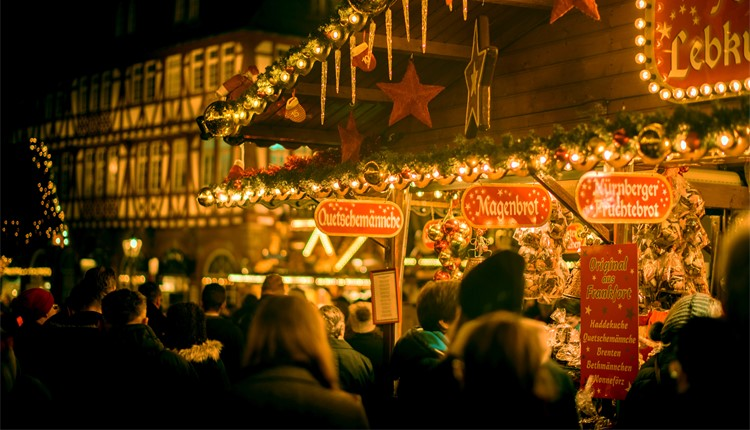 Mercados de Natal - Alemanha