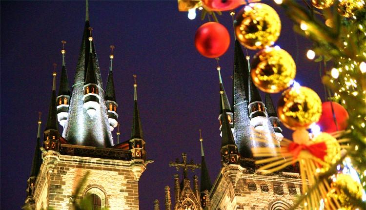 Mercados de Natal -Praga