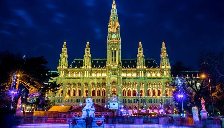 Mercados de Natal - Viena