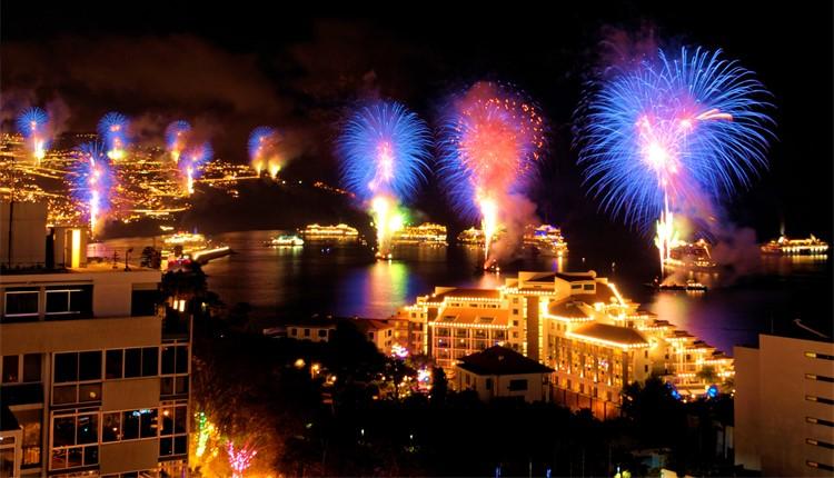 Fim de Ano na Madeira