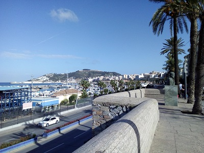 Ceuta-Tânger-Gibraltar (E-2056)