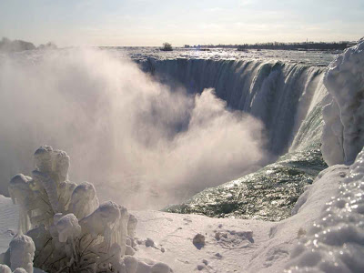 Canadá - Costa Leste (Inverno)