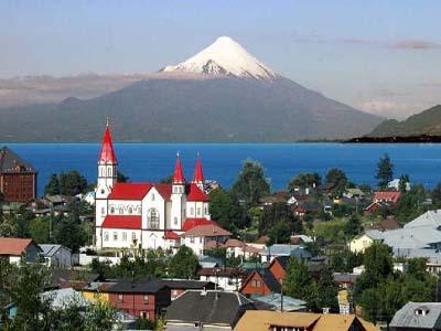 Chile - Lagos e Patagónia