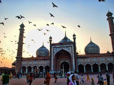 Índia Sagrada