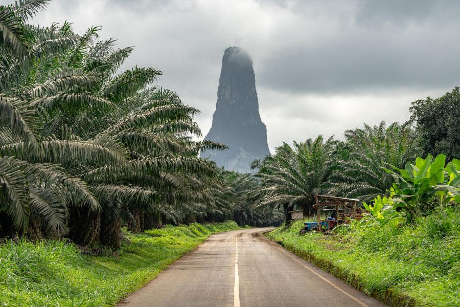 Ilha de São Tomé - STP