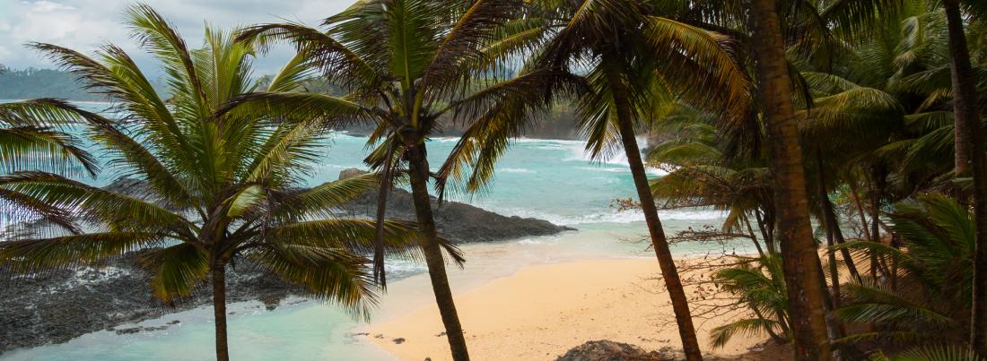 Praia São Tomé