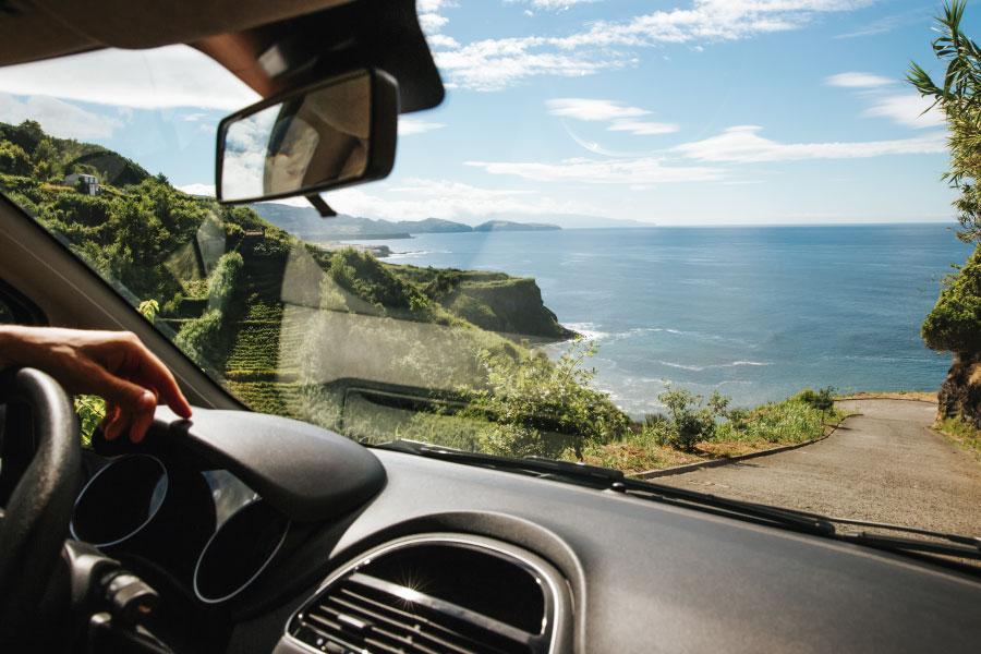 Ilha de São Miguel - Fly & Drive