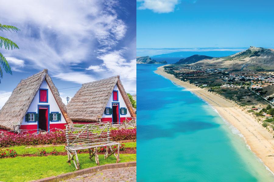 Combinado Funchal e Porto Santo