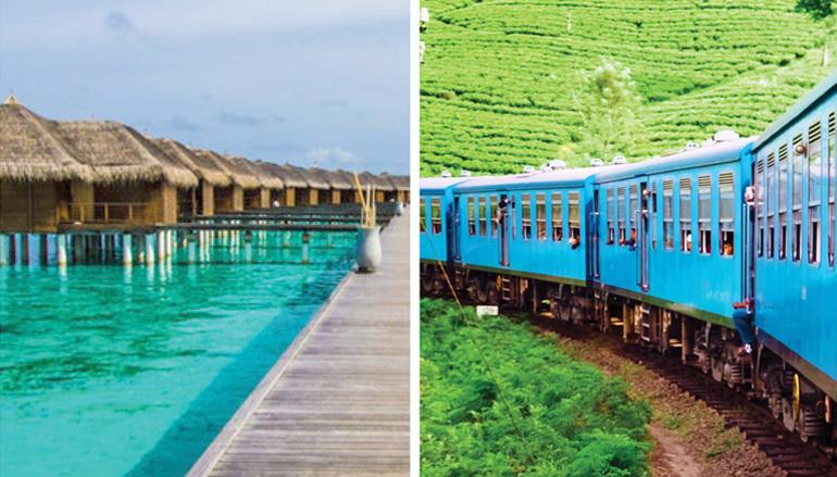 TUI PORTUGAL -  TUI Portugal propõe circuito no Sri Lanka com comboio panorâmico e extensão às Maldivas
