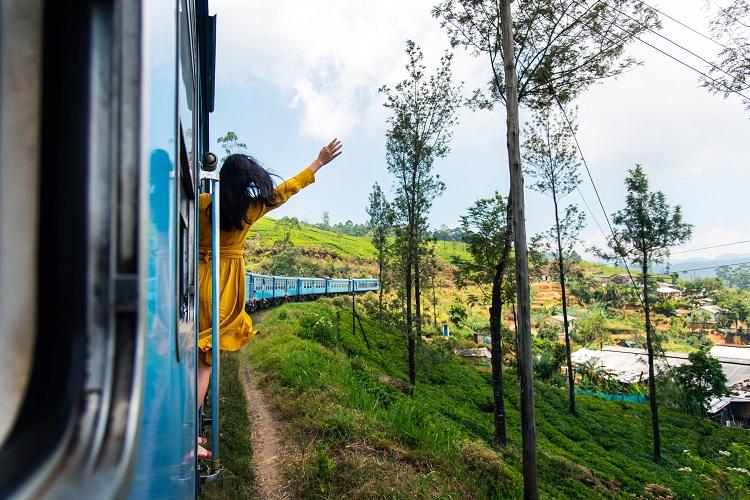 Sri Lanka & Comboio Panorâmico c/ ext. às Maldivas