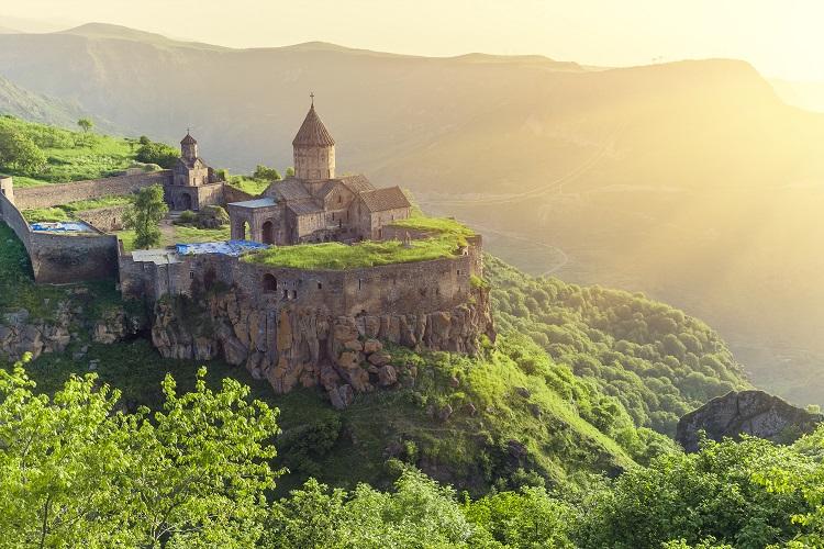 ARMÉNIA & GEÓRGIA